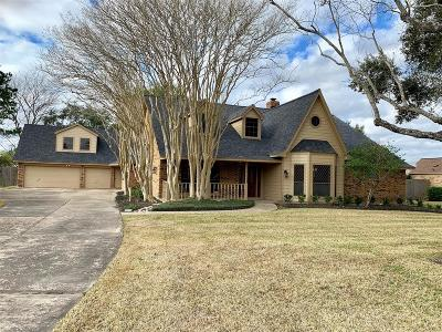 Friendswood Single Family Home For Sale: 404 Myra