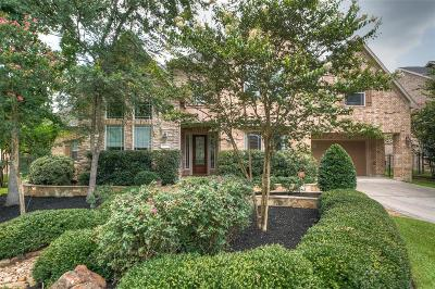 The Woodlands TX Single Family Home For Sale: $1,000,000