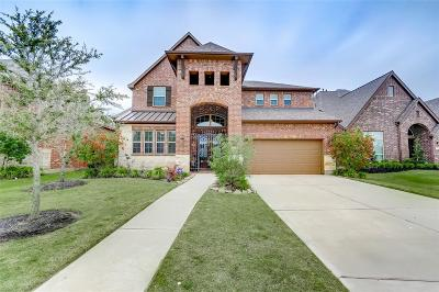 Richmond Single Family Home For Sale: 718 Butterfly Garden Trail