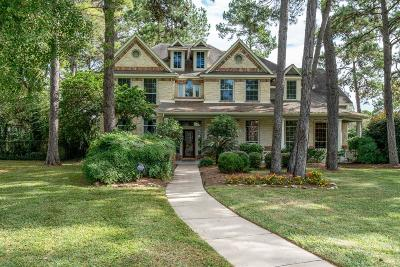 Cypress Single Family Home For Sale: 15902 Creek Hill Lane
