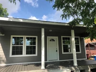 Houston Single Family Home For Sale: 168 Glendale Street