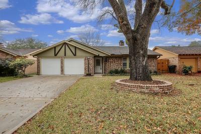 Houston Single Family Home For Sale: 9726 Philmont Drive