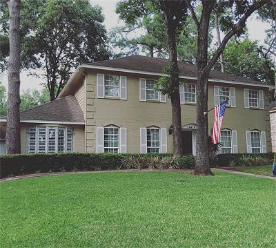 Houston Single Family Home For Sale: 13418 Saint Marys Lane