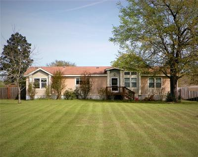 Willis Single Family Home For Sale: 11735 E Old Oak Trail