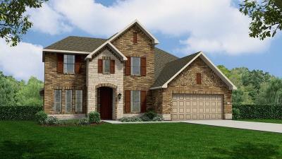 Rosenberg Single Family Home For Sale: 1907 Zillah Wheat Drive