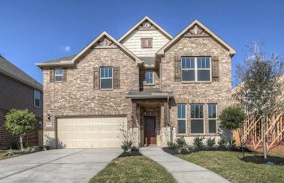 Richmond Single Family Home For Sale: 24614 Twilight Hollow Lane