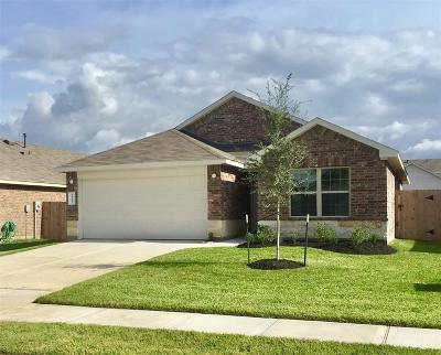 Single Family Home For Sale: 14015 Lake Crescent Drive