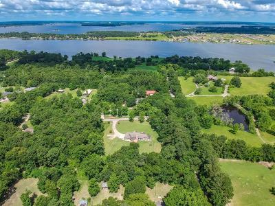 Single Family Home For Sale: 9676 Lake Conroe Drive