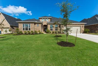 Rosenberg Single Family Home For Sale: 330 Round Lake