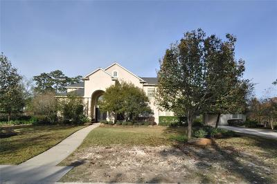Kingwood Single Family Home For Sale: 21219 Kings River Point Drive Drive