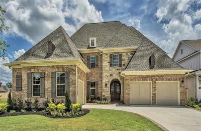 Conroe Single Family Home For Sale: 2106 Sweet Drift Circle