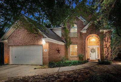 The Woodlands Single Family Home For Sale: 78 N Acacia Park Circle