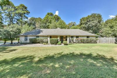 Single Family Home For Sale: 33907 Conroe Huffsmith Road