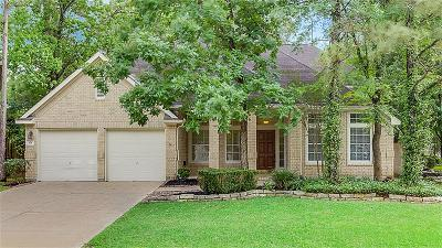 The Woodlands Single Family Home For Sale: 178 Brooksedge Court