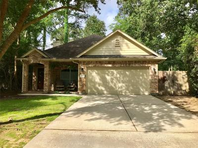 Montgomery Single Family Home For Sale: 2855 Whitman Drive