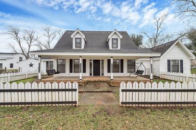 Fulshear TX Single Family Home For Sale: $625,000