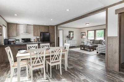 Dayton Single Family Home For Sale: Tbd Cr 650