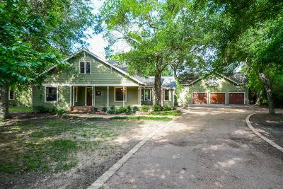 Tomball Farm & Ranch For Sale: 20411 Angeli Drive