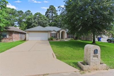 Conroe TX Single Family Home For Sale: $182,000