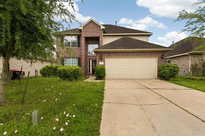 Houston TX Single Family Home For Sale: $215,000