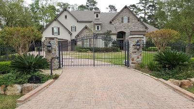 The Woodlands Single Family Home For Sale: 14 Bridle Oak Court