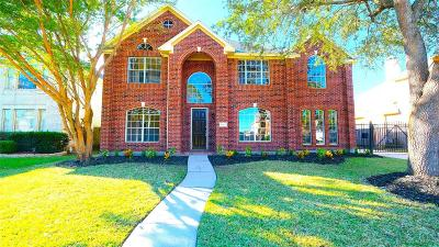 Sugar Land Single Family Home For Sale: 14923 Laytham Lane