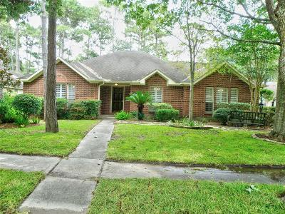 Friendswood Single Family Home For Sale: 509 Meadow Run Drive