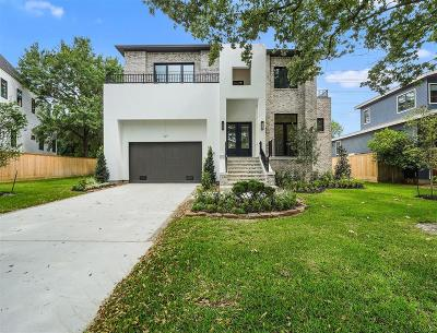 Timbergrove Manor Single Family Home For Sale: 1127 Wynnwood Lane