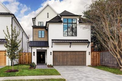 Houston Single Family Home For Sale: 6106 Valley Forge Drive