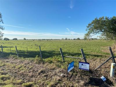 Fort Bend County Country Home/Acreage For Sale: Beasley West End Rd Road