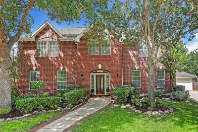 Fort Bend County Single Family Home For Sale: 7611 Stone Arbor Drive