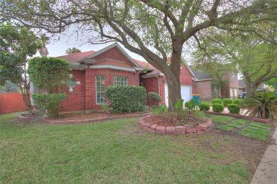 Pearland Single Family Home For Sale: 3823 Addison Drive