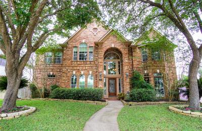 Katy Single Family Home For Sale: 21406 Bentgrass Court
