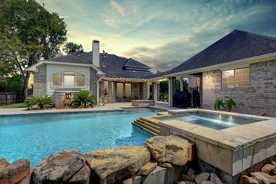 Friendswood Single Family Home For Sale: 3601 Kingston Drive