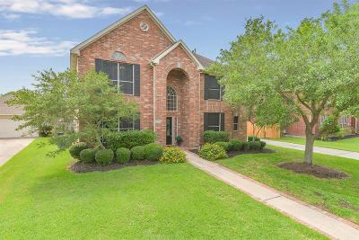Pearland Single Family Home For Sale: 3332 Harbour Breeze Lane