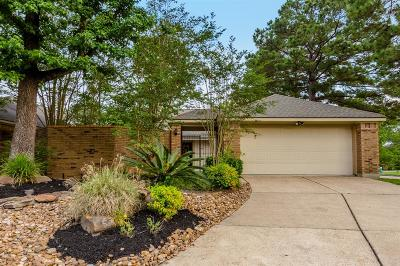 Kingwood Single Family Home Option Pending: 4302 Pinewood Park Drive