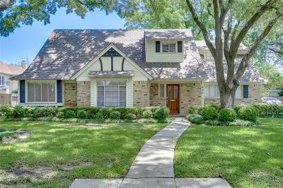 Memorial Single Family Home For Sale: 630 Bendwood Drive