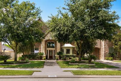 Katy Single Family Home For Sale: 7122 Spring Run Lane