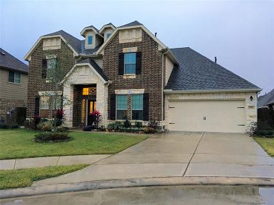 Kingwood Single Family Home For Sale: 2617 River Slate Court