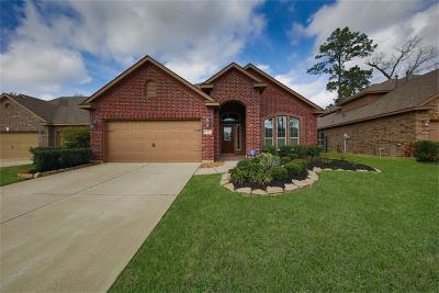 Tomball Single Family Home For Sale: 71 S Greenprint
