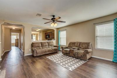 Kingwood Single Family Home For Sale: 2710 Sandberry Drive