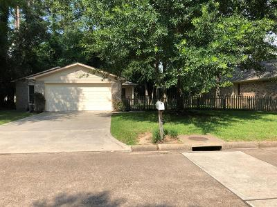 Single Family Home For Sale: 2834 Whitman Drive