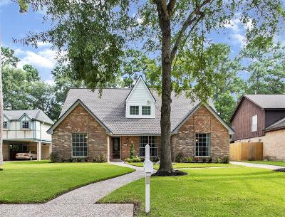 Kingwood Single Family Home For Sale: 2011 Riverlawn Drive