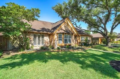 Houston Single Family Home For Sale: 1027 Honey Hill Drive