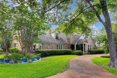 Houston Single Family Home For Sale: 403 Hollow Drive