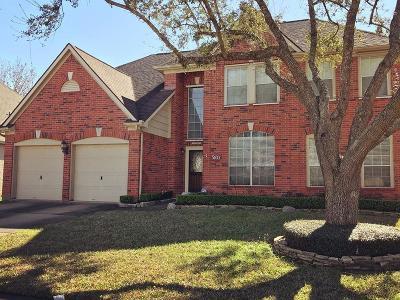 League City Single Family Home For Sale: 5107 Winterwood Drive