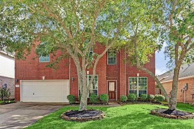 Pearland Single Family Home For Sale: 12504 Starcroft Drive