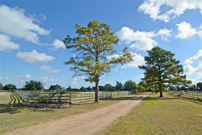La Grange Farm & Ranch For Sale: 6450 Skillet Road
