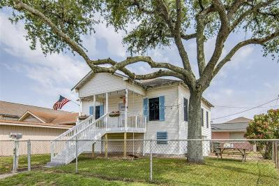 Galveston County Rental For Rent: 5102 Avenue Q