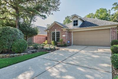 The Woodlands Single Family Home For Sale: 59 W Honey Grove Place